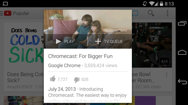 Chromecast VS Miracast