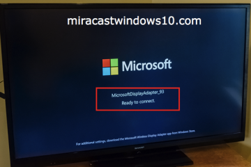 How To use Miracast on Windows 7