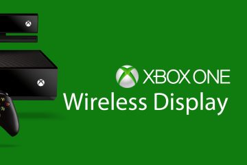 How to Use Miracast on XBox one