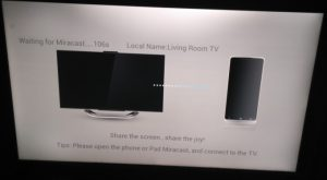Screen Mirroring Xiaomi Redmi