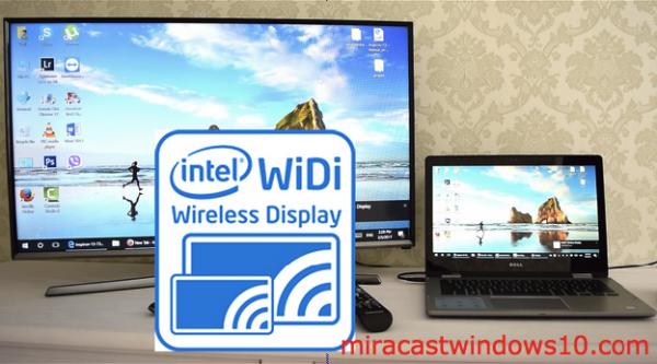 dell miracast windows 10
